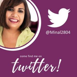 Find Minal on Twitter