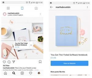 use Instagram for my small business