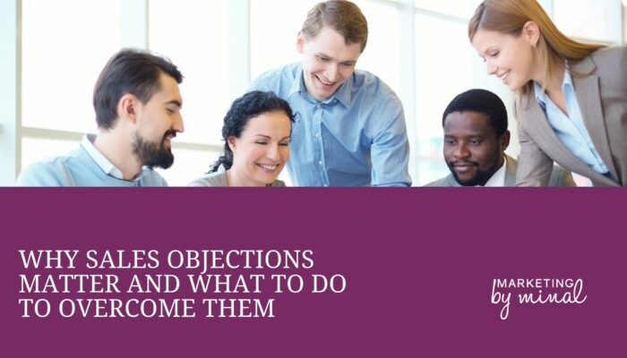 Overcoming sales objections in prospect meetings