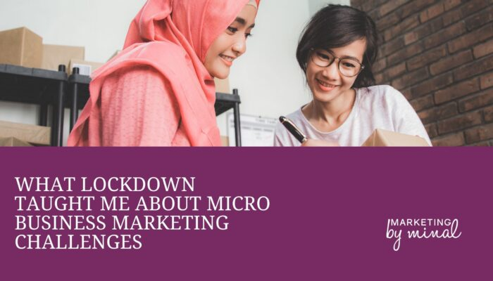 Micro Business Marketing Challenges
