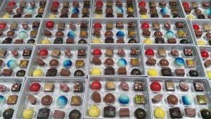 Fifth Dimension Chocolates Journey Box