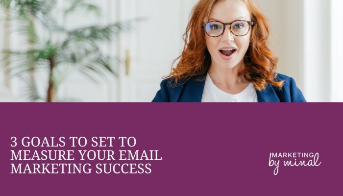 Measure email marketing success