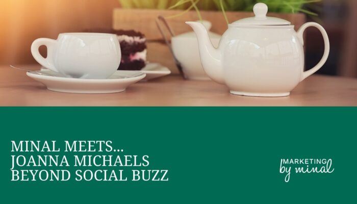Joanna Michaels, Beyond Social Buzz, Social media well-being expert