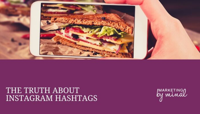 The truth about Instagram hashtags