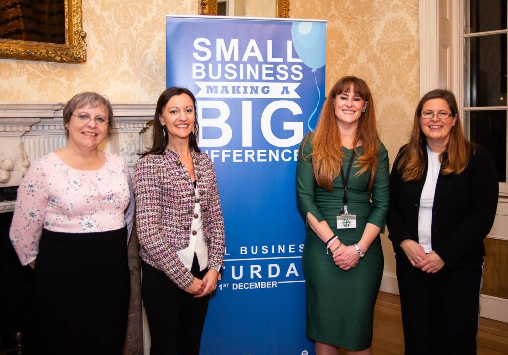 Yvonne Gorman, Essential Print Services, Small Business Saturday SmallBiz100